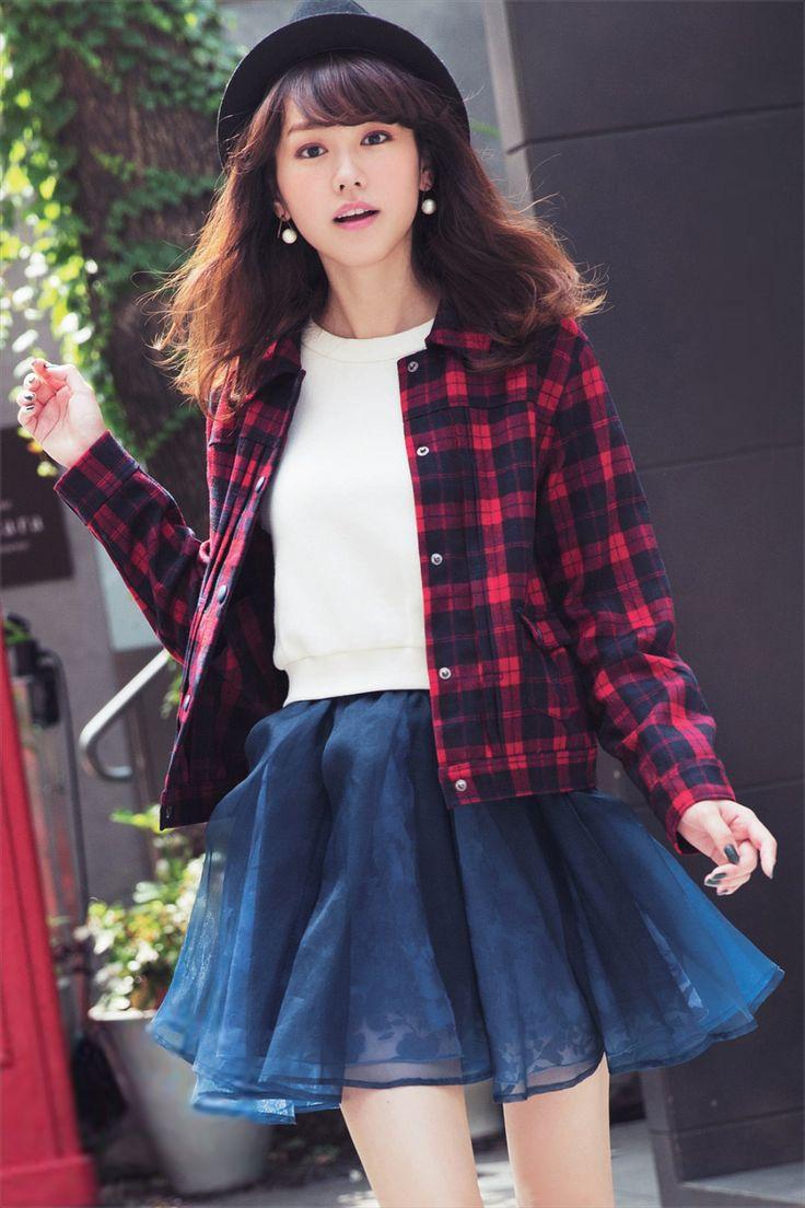 """licoricewall: """"桐谷美玲 (Mirei Kiritani): non-no - Nov 2014 / Lily Brown """""""