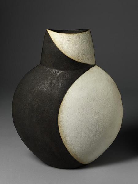 John Ward: Ceramics Art, Ceramics Vessel, Clay Artists, John Ward, Black And White, Google Search, Art Vase, Art Pottery, Art Propel