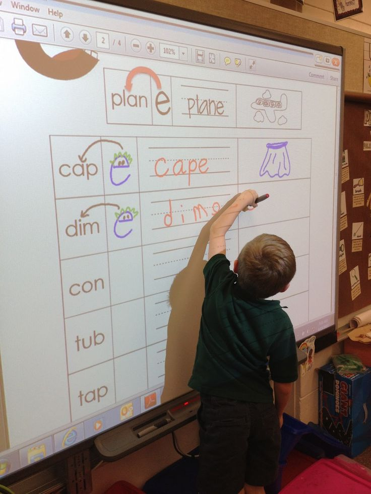 kindergarten teacher and has a wide variety of classroom ideas varying from technology to craft ideas.