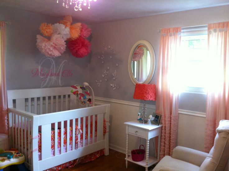 Colors Of Pink For Baby Room