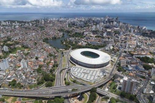 Estádio de Futebol Arena Fonte Nova, Salvador 3