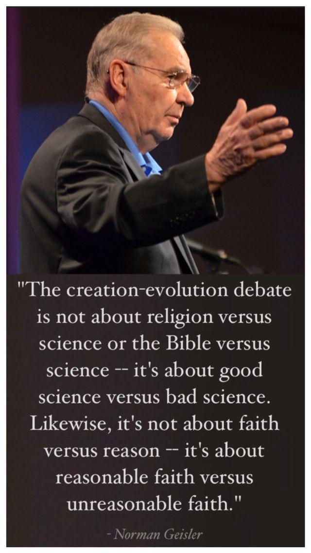 Evolution vs creationism essay
