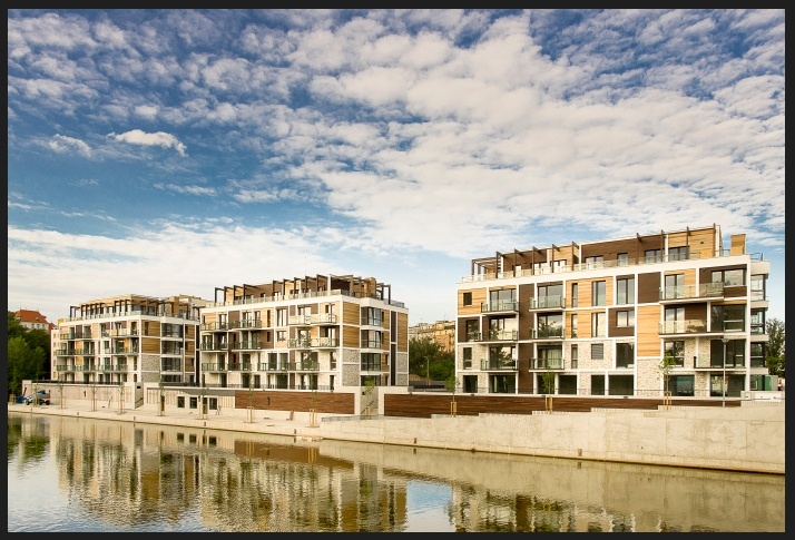 DOCK rezidence Prague | Developer: Crestyl | Architect: Mediapolis