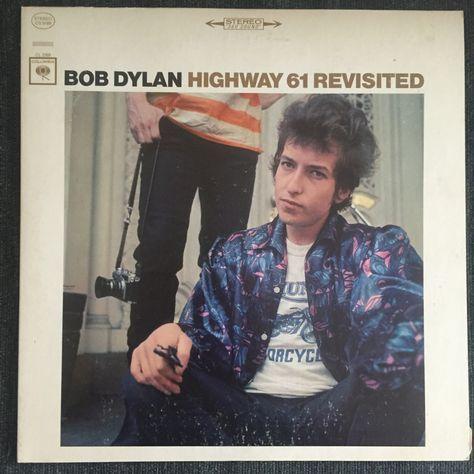 Dylan, Bob - Highway 61 Revisited (Used LP)