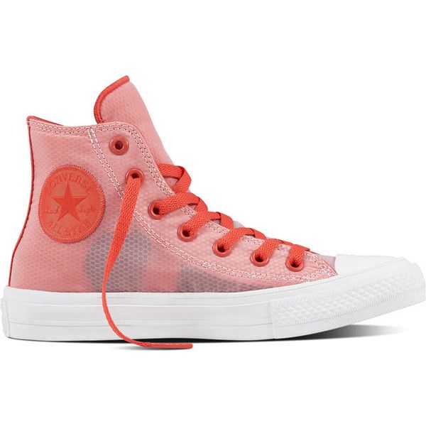 Trampki Converse 155427 Chuck Taylor All Star II ❤ liked on Polyvore featuring shoes, converse shoes, star shoes and converse footwear
