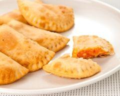 Chausson tomates/chèvre (facile, rapide) - Une recette CuisineAZ