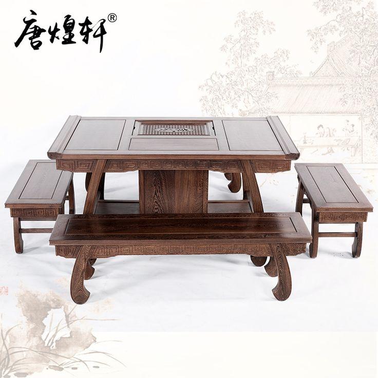1000 id es sur le th me tables en bois antique sur - Meuble chinois pas cher ...