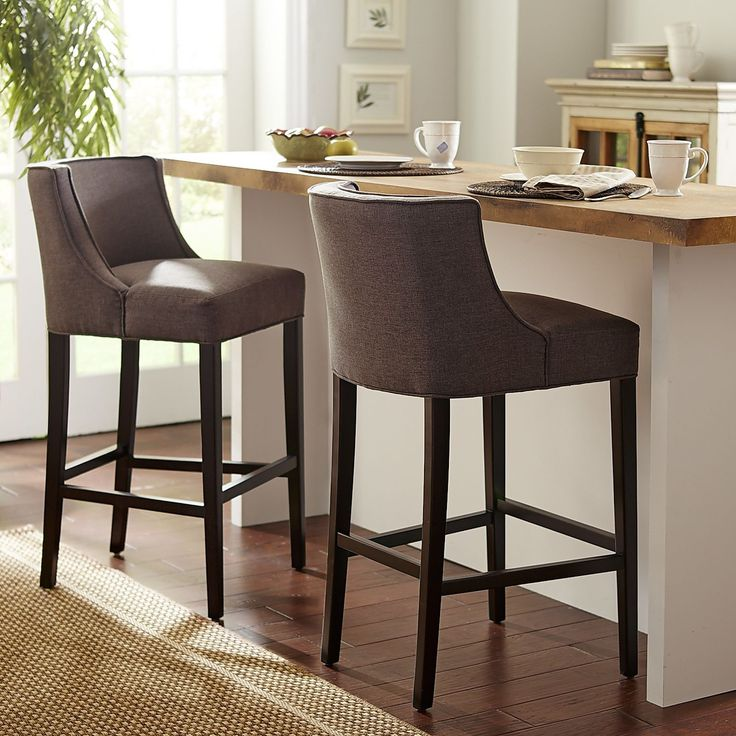 Eva Ash Bar Stool