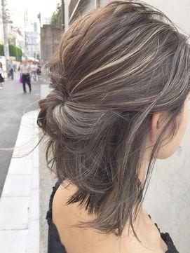 2017秋冬カラー♪外国人風3Dハイライトカラー×イルミナ - 24時間いつでもWEB予約OK!ヘアスタイル10万点以上掲載!お気に入りの髪型、人気のヘアスタイルを探すならKirei Style[キレイスタイル]で。
