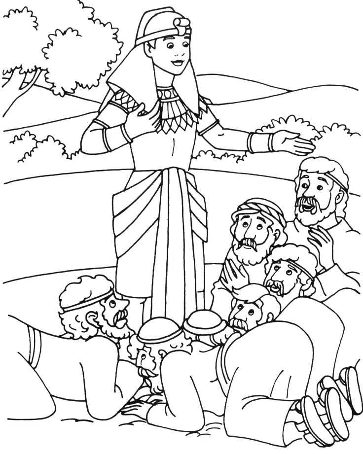 Joseph Coloring Pages Best Coloring Pages For Kids Sunday School Coloring Pages Bible Coloring Pages Bible Coloring