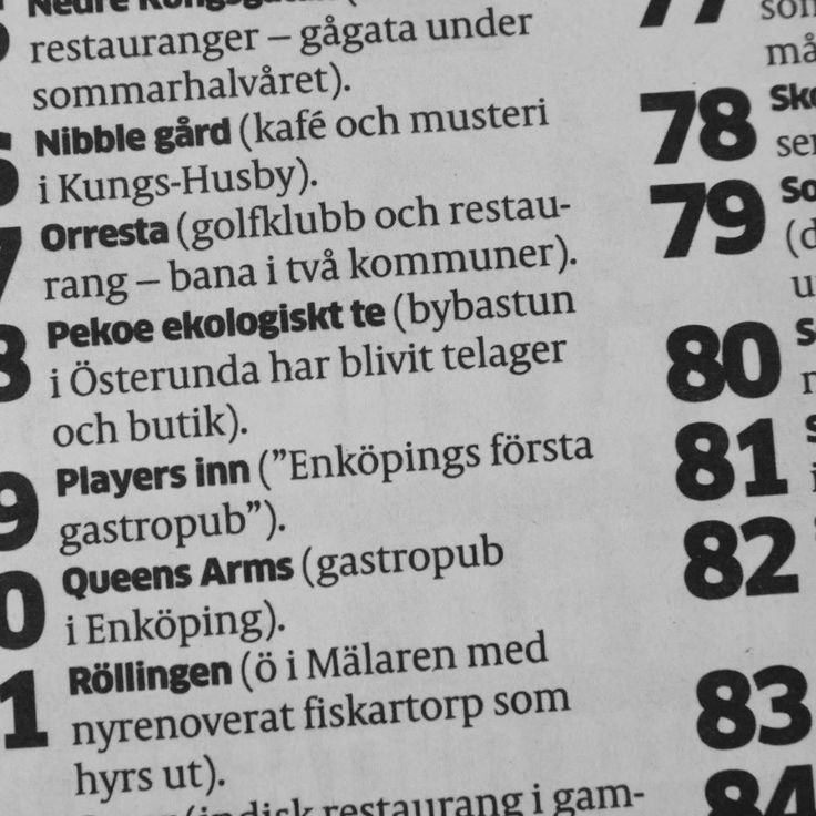 Det brukar sägas att man aldrig blir profet i sin egen stad. Därför var det lite extra roligt att få komma med på lokaltidningens lista med 100 sommarpärlor. #enköping #ekologisktte #fjärdhundraland