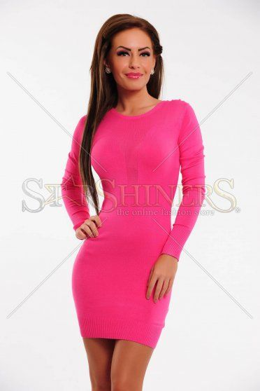 Rochie Soft Univers Pink