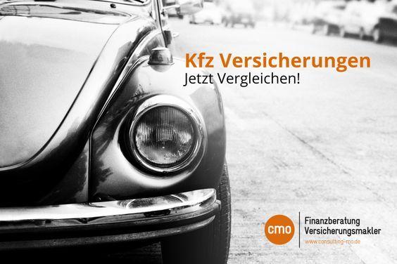 Ihr Maklerbüro vor Ort!  Jetzt bequem, anonym und kostenfrei Ihre KFZ Versicherung vergleichen:  http://www.consulting-mo.de/kfz-versicherung