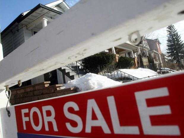 Canadian housing bulls are joining real estate doubters as warnings and oil collapse sink in - The growing gloom coupled with plunging oil prices may spell the end of a housing rally that helped pull the economy out of a 2009 recession.