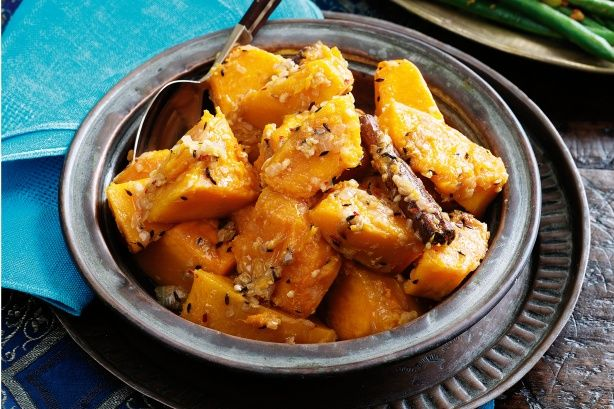 Pumpkin curry main image