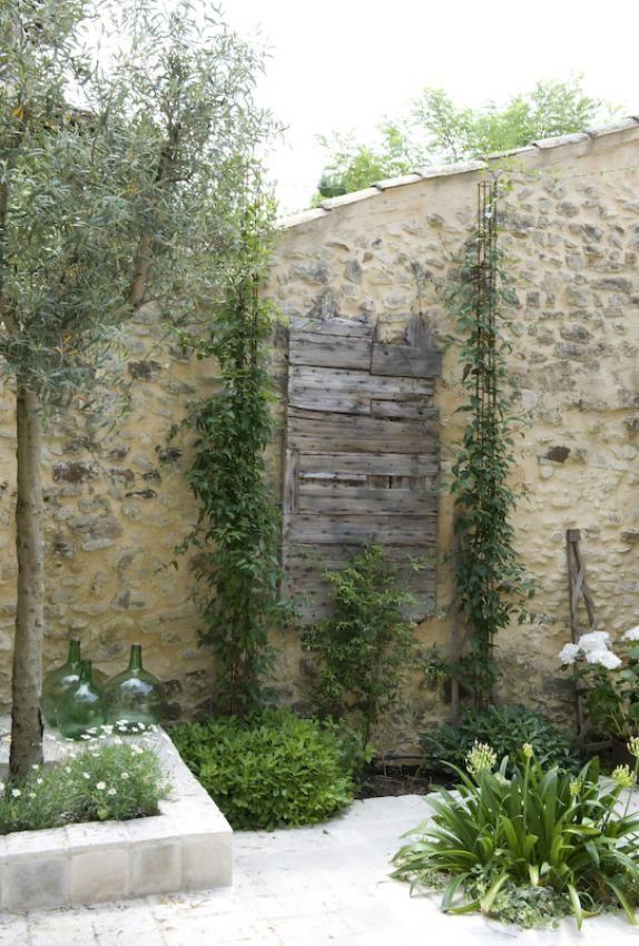 greige: interior design idee e ispirazione per la casa di transizione: la bellezza semplice, nel sud della Francia-fotografia