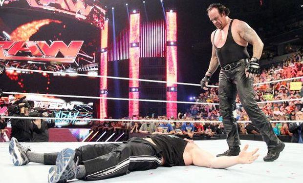Undertaker sentencia a Brock Lesnar rumbo a SummerSlam