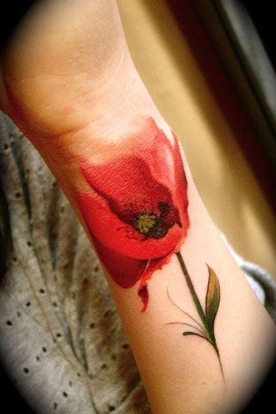 tatuajes con manchas acuarela - Buscar con Google