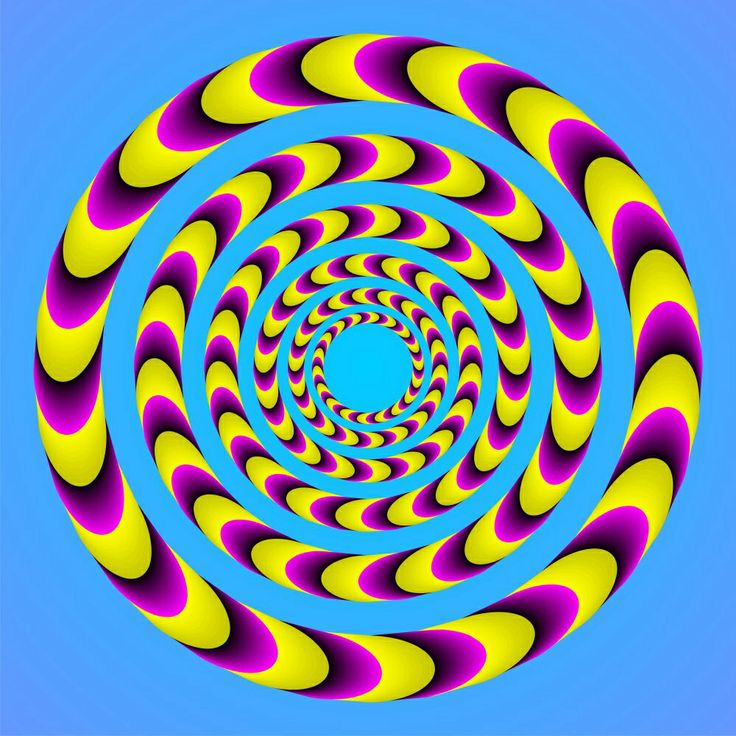 Optical illusion for kids