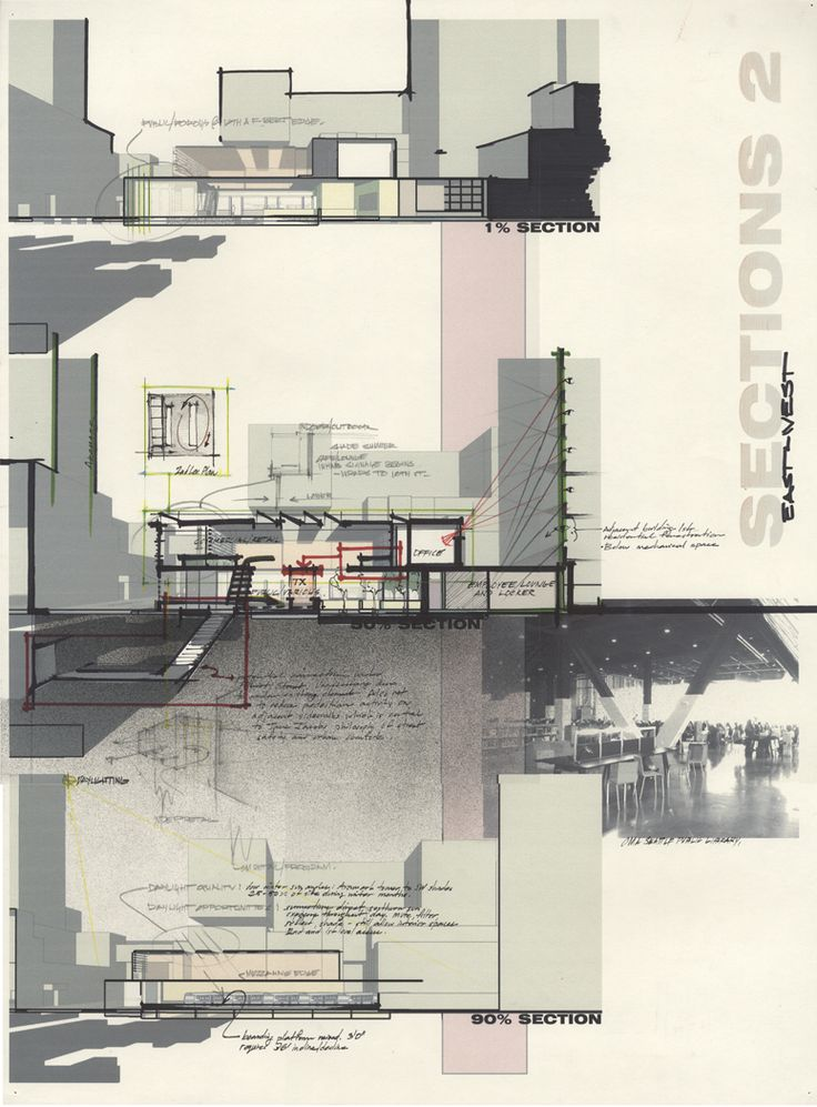 156 best images about so i study architecture on pinterest for Architecture hybride