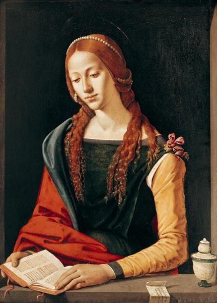 ←  → Maria Magdalena Piero di Cosimo Date: 1510 Style: High Renaissance Genre: religious painting