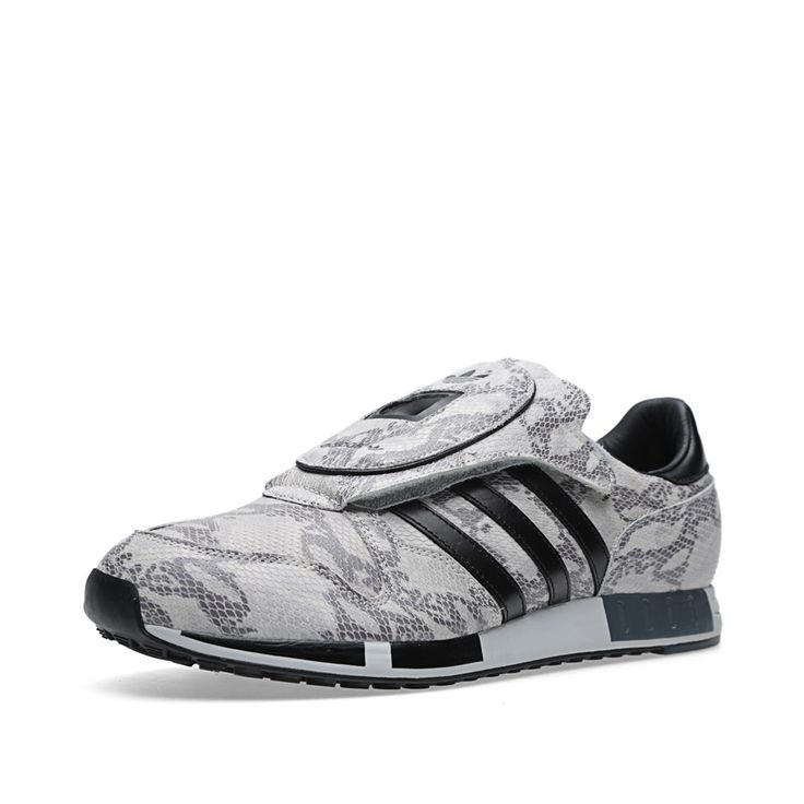 adidas originals Micropacer OG: Chalk, Black & Light Grey