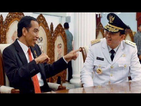 'Heboh' Ahok Buka Kartu, AHOK: Jokowi Bisa Jadi Presiden Karena Ada Peng...