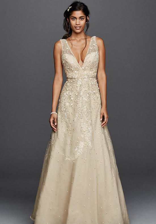 Melissa Sweet for David's Bridal Melissa Sweet Style MS251151 Wedding Dress - The Knot