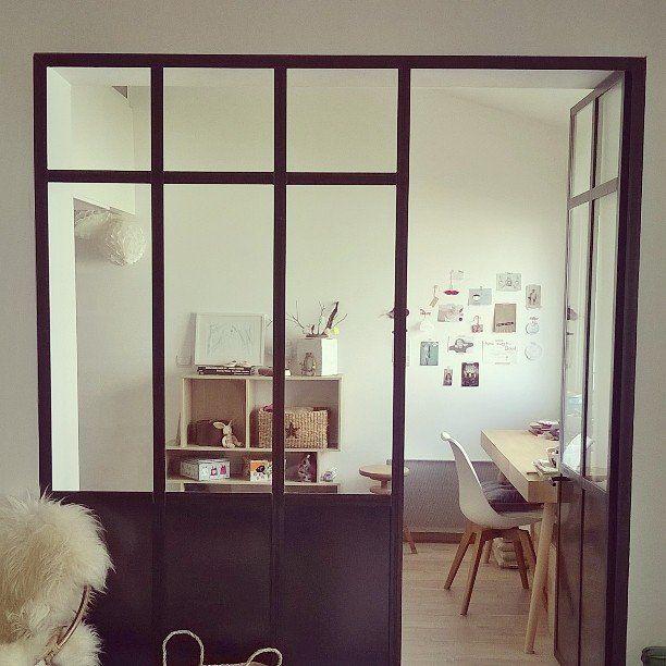 7 besten garage bilder auf pinterest raumteiler arbeitsbereiche und arbeitstische. Black Bedroom Furniture Sets. Home Design Ideas