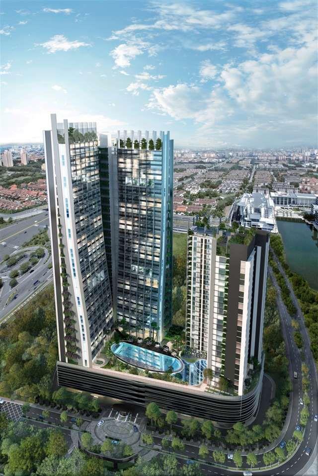 PETALING JAYA | Dk-City | 60 fl | 26 fl | U/C - SkyscraperCity