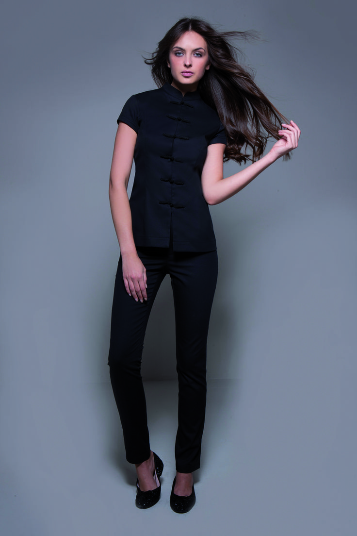 12 best ideas about elegance collection on pinterest for Spa uniform images