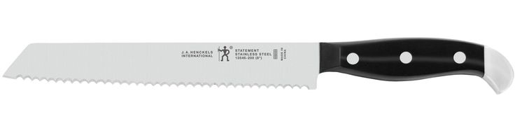 """Statement 8"""" Bread and Serrated Knife"""