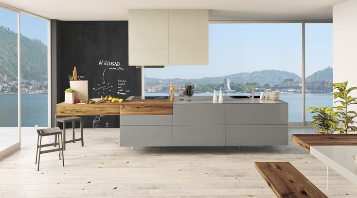 36e8 Kitchen - Design furnishing by Lago