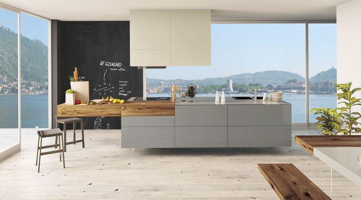 36e8 Kitchen - Design furnishing by Lago