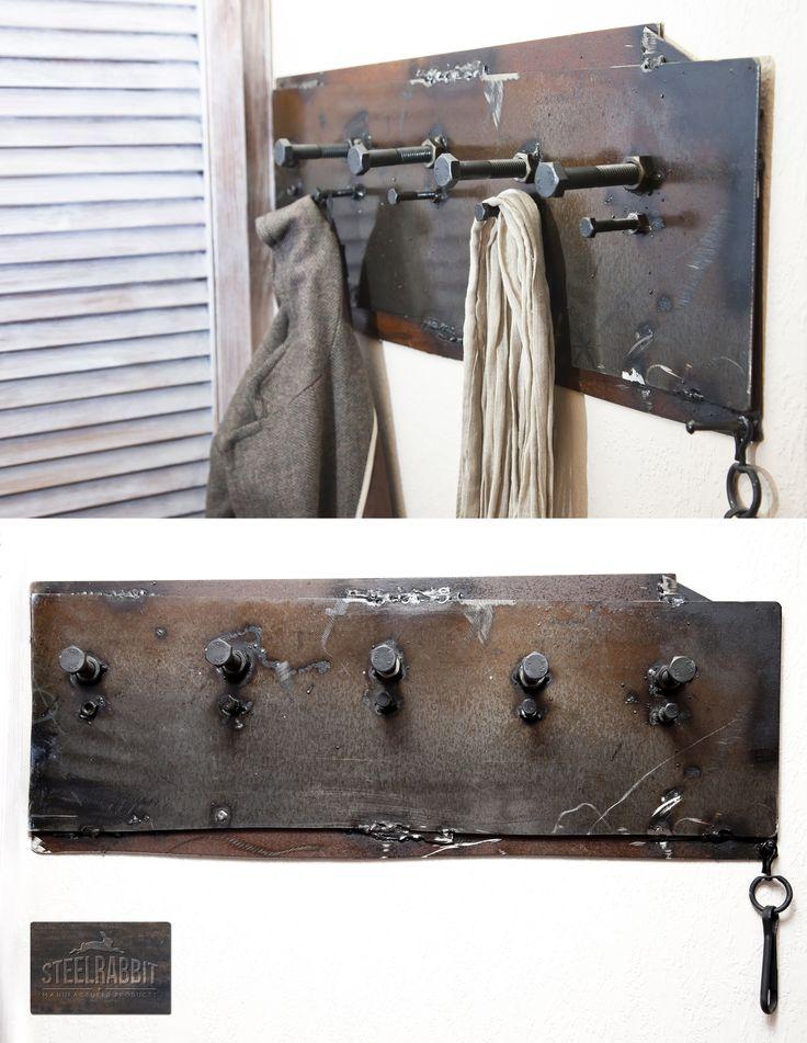 industrial clothes hanger follow us on facebook https://www.facebook.com/SteelRabbit