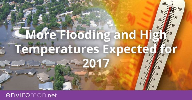 Extreme weather predicted for 2017. Learn how to protect your servers, network infrastructure and your business from avoidable disasters.