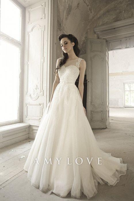 Cała kolekcja - Amy Love Bridal - suknie ślubne