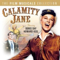 calamity jane, love this movie, doris day and howard keel!