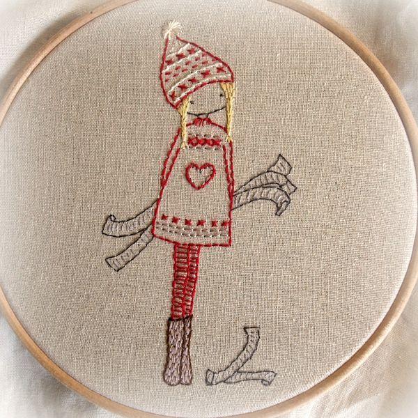 lilipopo free embroidery pattern and stitch along
