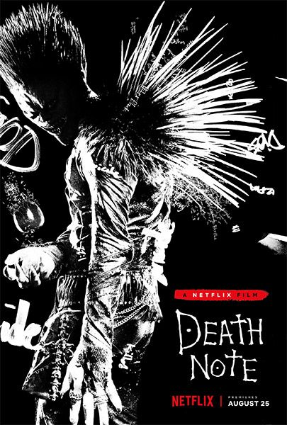 Death Note (2017) online o descargar gratis HD