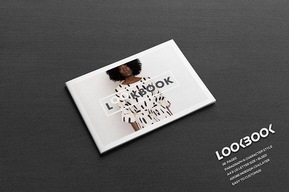 Lookbook by Ahsanjaya on @creativemarket