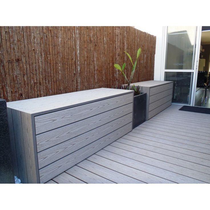 Best 25 lame de terrasse composite ideas on pinterest lame terrasse composite lame composite Lames de terrasse en composite