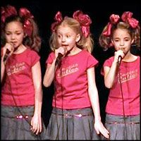 "Four Little Girls Perform the Most Heartwarming Version of ""Oh Happy Day"" - Music Video"