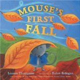 Author Lauren Thompson has created a beloved fictional character in Mouse, who appears throughout her playful series. In this edition, Mouse and Minka discover that fall is a season of fun! - Pinned by @PediaStaff – Please Visit ht.ly/63sNtfor all our pediatric therapy pins