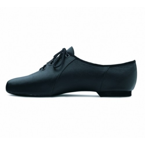 Bloch Jazzsoft Ladies Jazz Shoe  Black leather, lace up upper with leather arch panel for increased flexibility. Rubber split sole.  Width : X  Colours : Black, White, Tan  Price: 29.30€