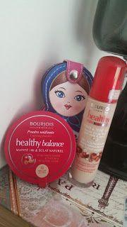 AVG Lifestyle Blog: Bourjois Healthy Mix serum gel foundation & Health...