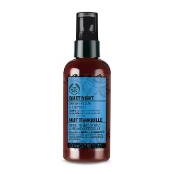 Quiet Night, chamomile pillow spray by The Body Shop. This will give you INSANE (and awesome) dreams