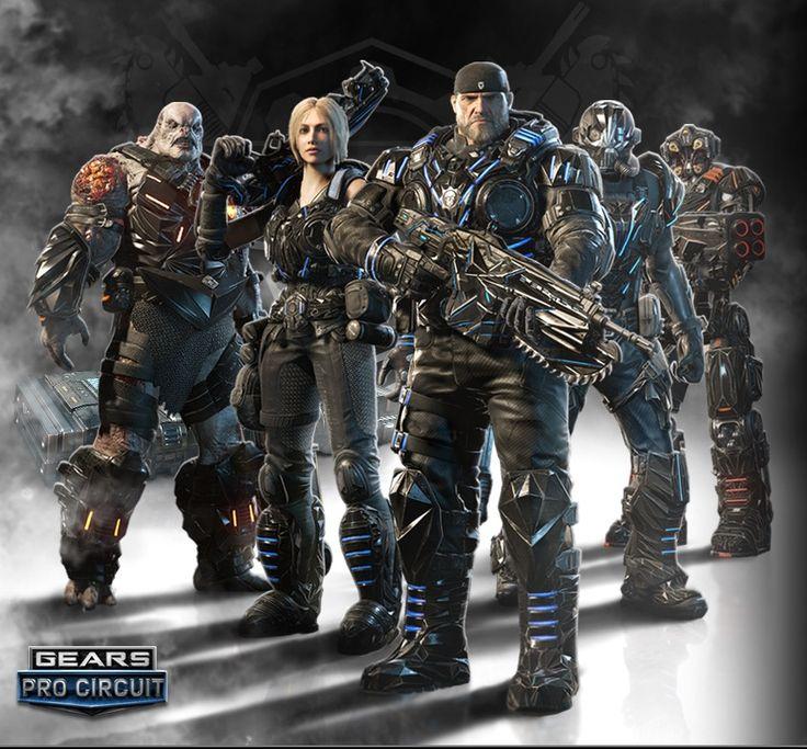 Gears of war 4 esports