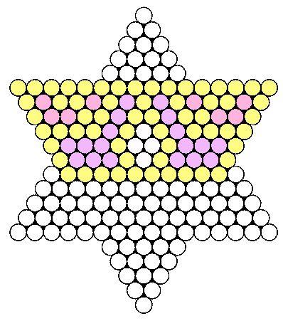Pokemon_Fairy_Gym_Badge by Hippocratessocrates on Kandi Patterns