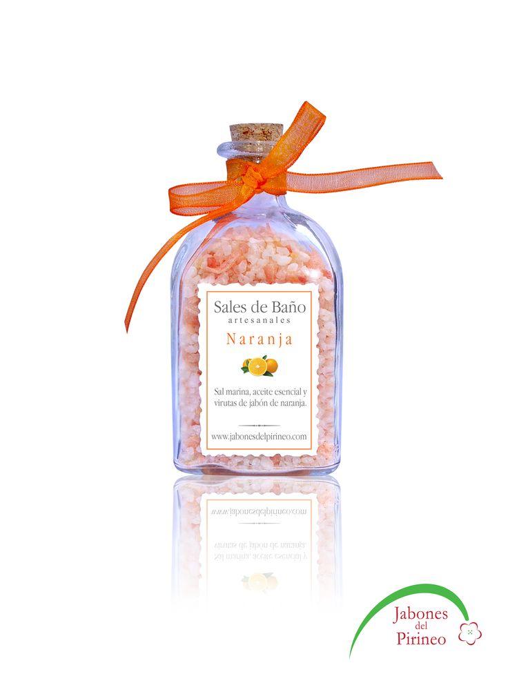 Sales de Baño de Naranja